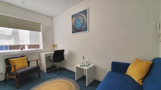 Therapy Room Rental Hackney London - Room 1