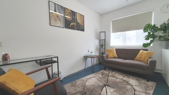 Therapy Room Rental Hackney London - Room 2