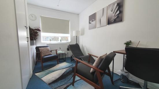 Therapy Room Rental Hackney London - Room 5